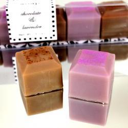 Chocolate & Lavender Diva Soaps