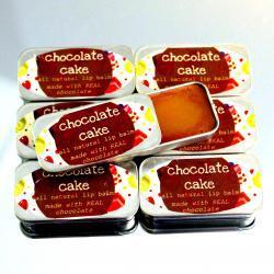 Chocolate Cake Lip Balm
